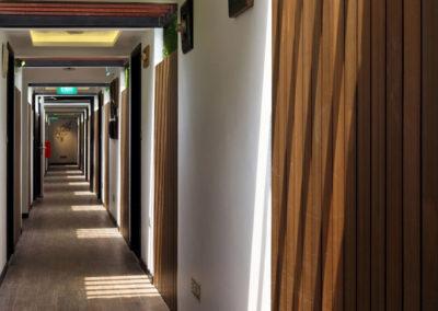 Corridor - Hotel Clover 33 Jalan Sultan